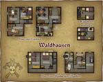 Waldhausen Haeuser