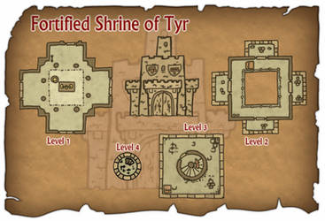 Shrine of Tyr