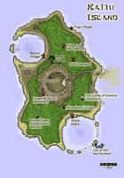 Kaiju Island by DarthAsparagus