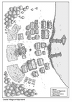 Kaiju Coastal Village.
