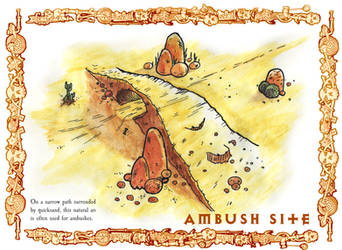 Ambush Site by DarthAsparagus