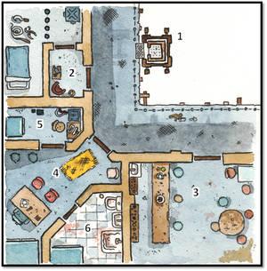 Hive City Corner