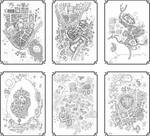 Fantastic Settlements - Map Examples