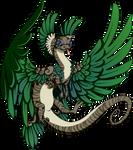 The Coatl Dragon