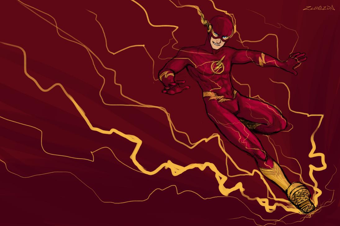 The Flash by Zwiezda