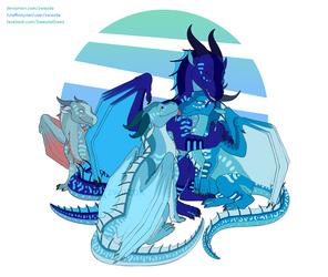 Princess Tsunami by Zwiezda