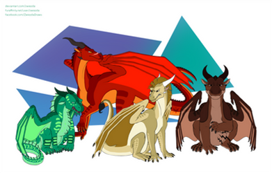 The False Dragonets