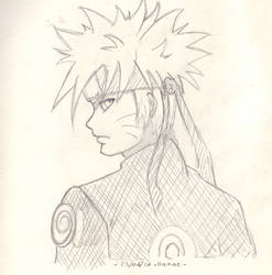 Naruto - Quick Sketch