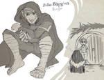Bilbo Baggins: Expectation vs. Reality