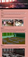 Abandoned Classroom Tutorial