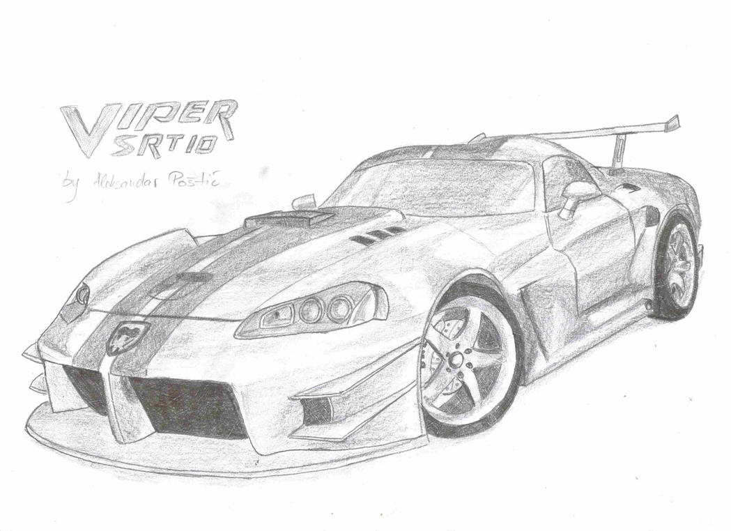 Dodge Viper SRT-10 by PizDexXx