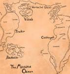 The Minsina Ocean:
