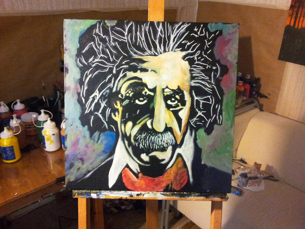 Mr Einstein by NilleMusic