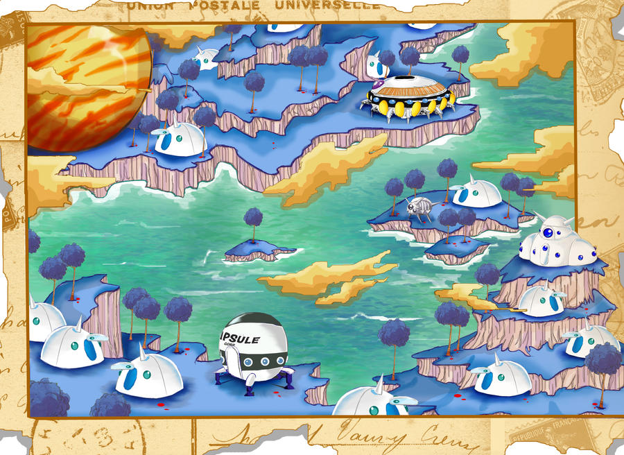 Idees maison map dragonball idees maison gumiabroncs Gallery