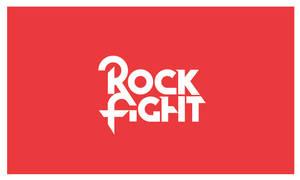 Rock Fight - Logo