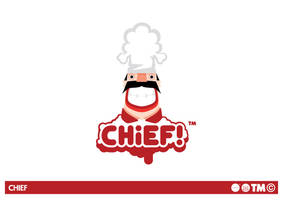 Chief - Logo by Neverdone