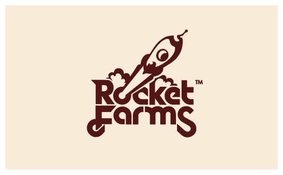 Rocket Farms - Logo