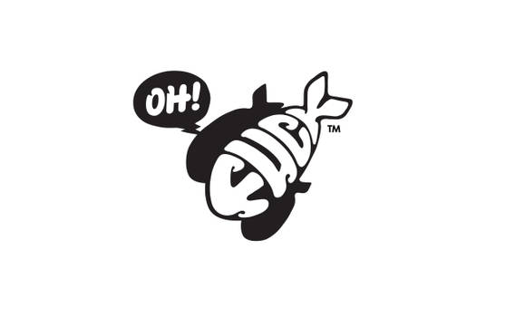 OH FUCK - Logo