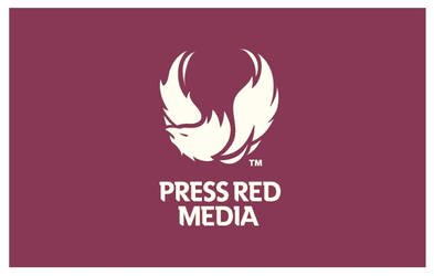 Press Red Media - Logo by Neverdone