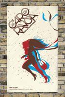 Caro Ravoa - Poster by Neverdone