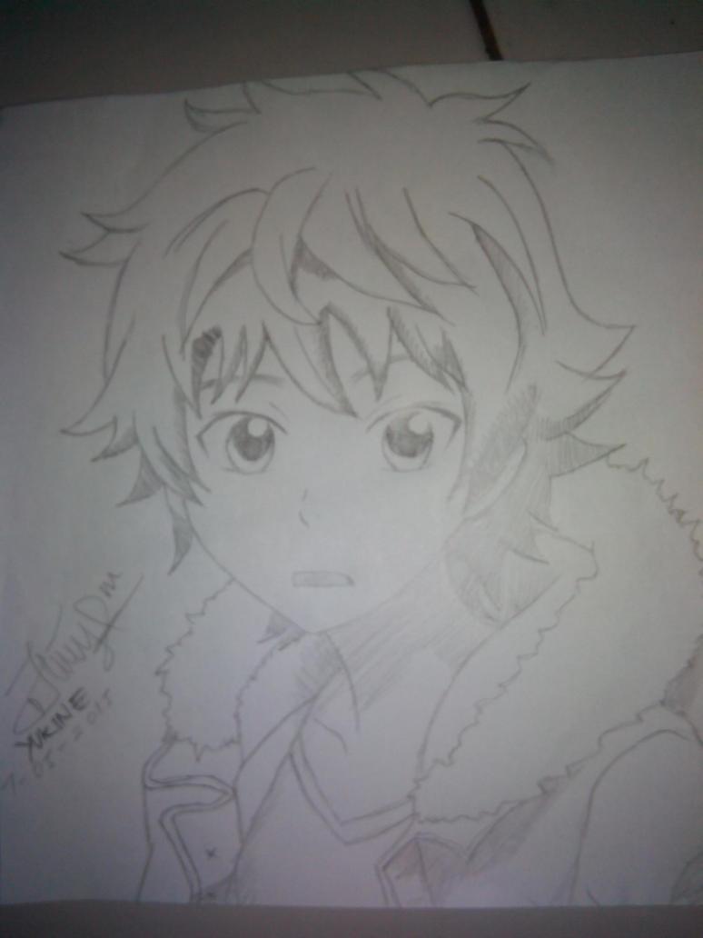 Yukine-kun!! by MeilaniD