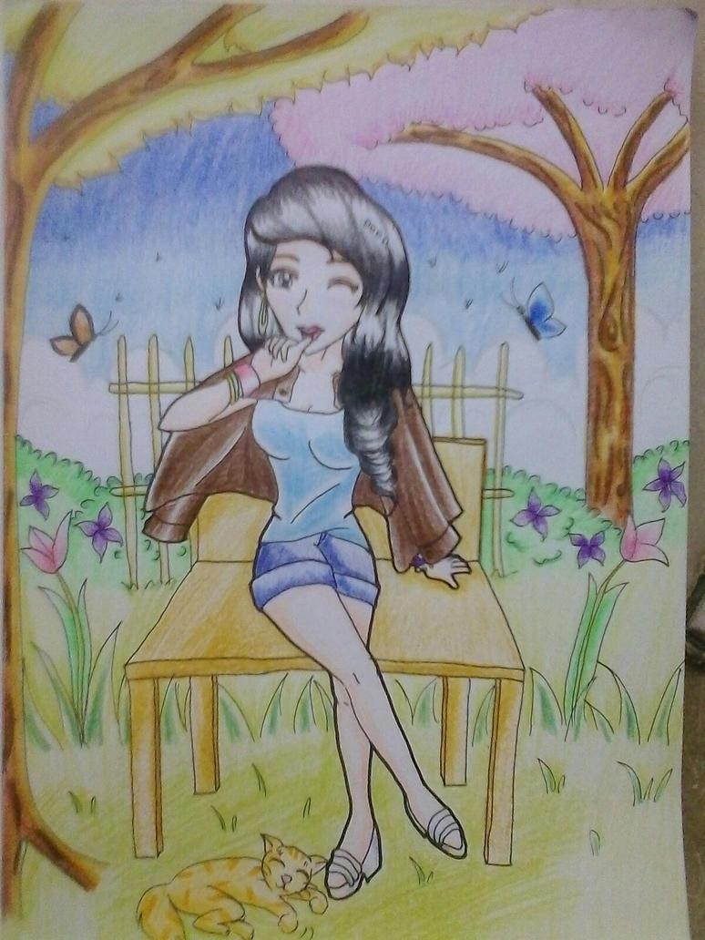 Princess Vee by MeilaniD