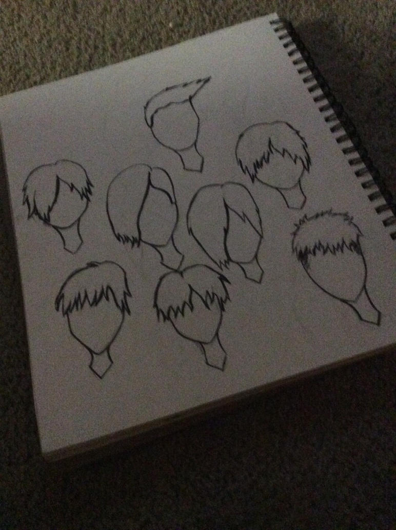 Yuri on ice sketch by puunkz