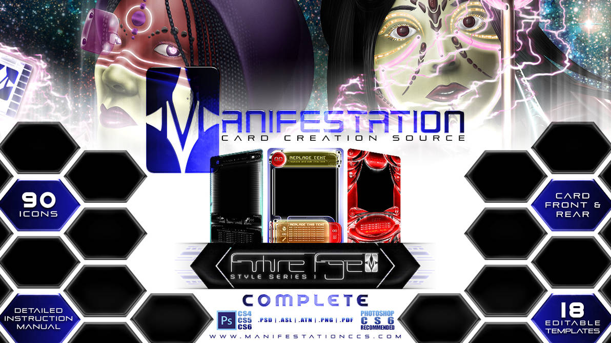 Manifestation CCS: Future Age Promo Preview (W) by CauseThought