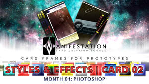 Month 01: Card 02 - Photoshop (S+E | Current Era)