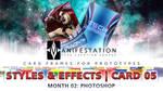 Month 02: Card 05 - Photoshop (S+E | SciFi)