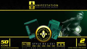 Manifestation CCS (Modern Age - Series I) S03 CS1