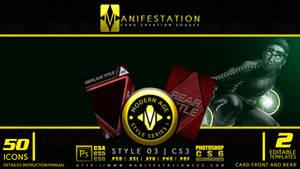 Manifestation CCS (Modern Age - Series I) S03 CS3