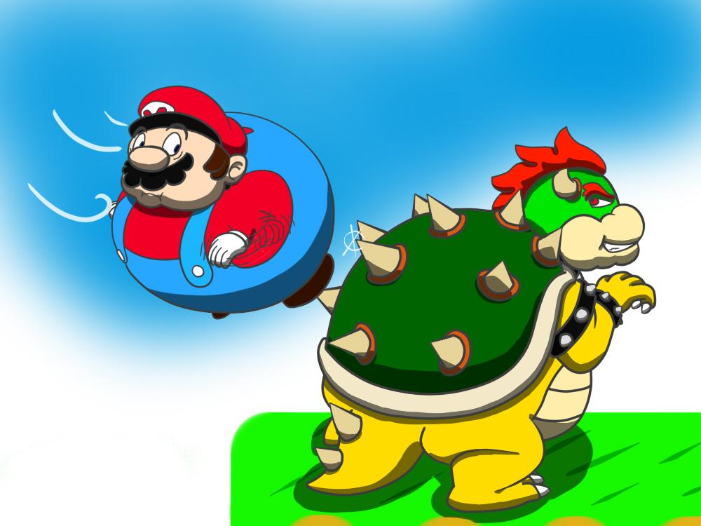 P Balloon: Balloon Mario Pictures To Pin On Pinterest