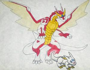 Dragon Drive- Chibisuke/Senkoukura