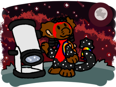 Bagbean Style Challenge- Stars in the Moonlight