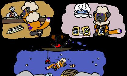 Bagbean Weekly Game- Caprian Smol Lunch