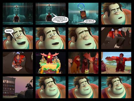 Wreck-It Ralph wins The Lion King Award Part 1