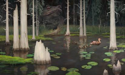 Lunker Pond