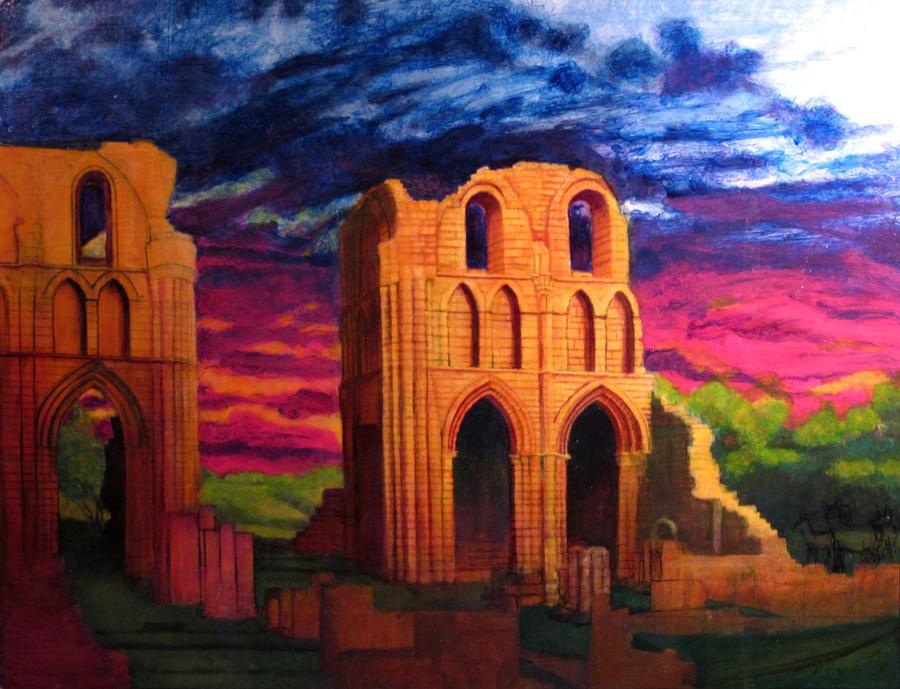 Ruins by PockyMafia