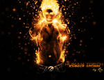 Johnny Storm Human Torch Manip by DeltaJade