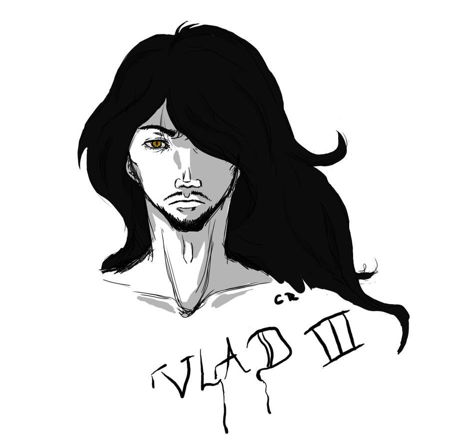 Vlad III by atrum-ovis