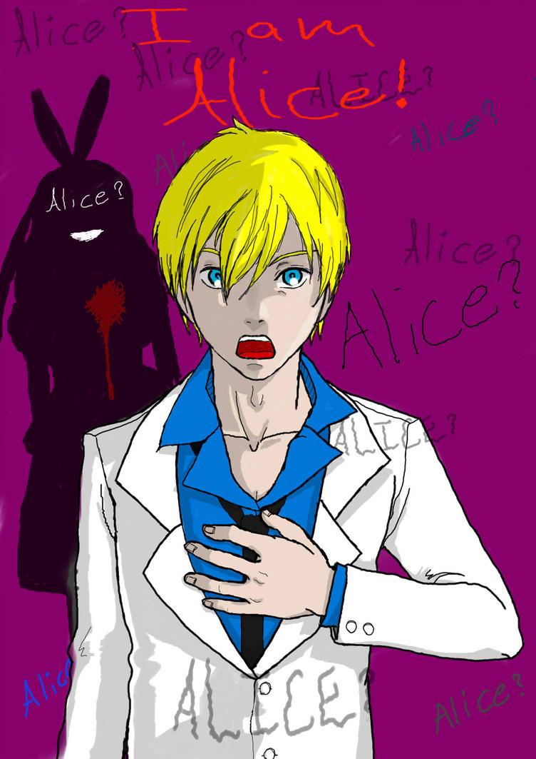 I am Alice! by atrum-ovis