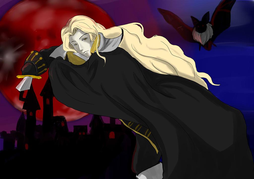Alucard by atrum-ovis