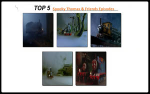 Top 5 Spooky Thomas And Friends Episodes