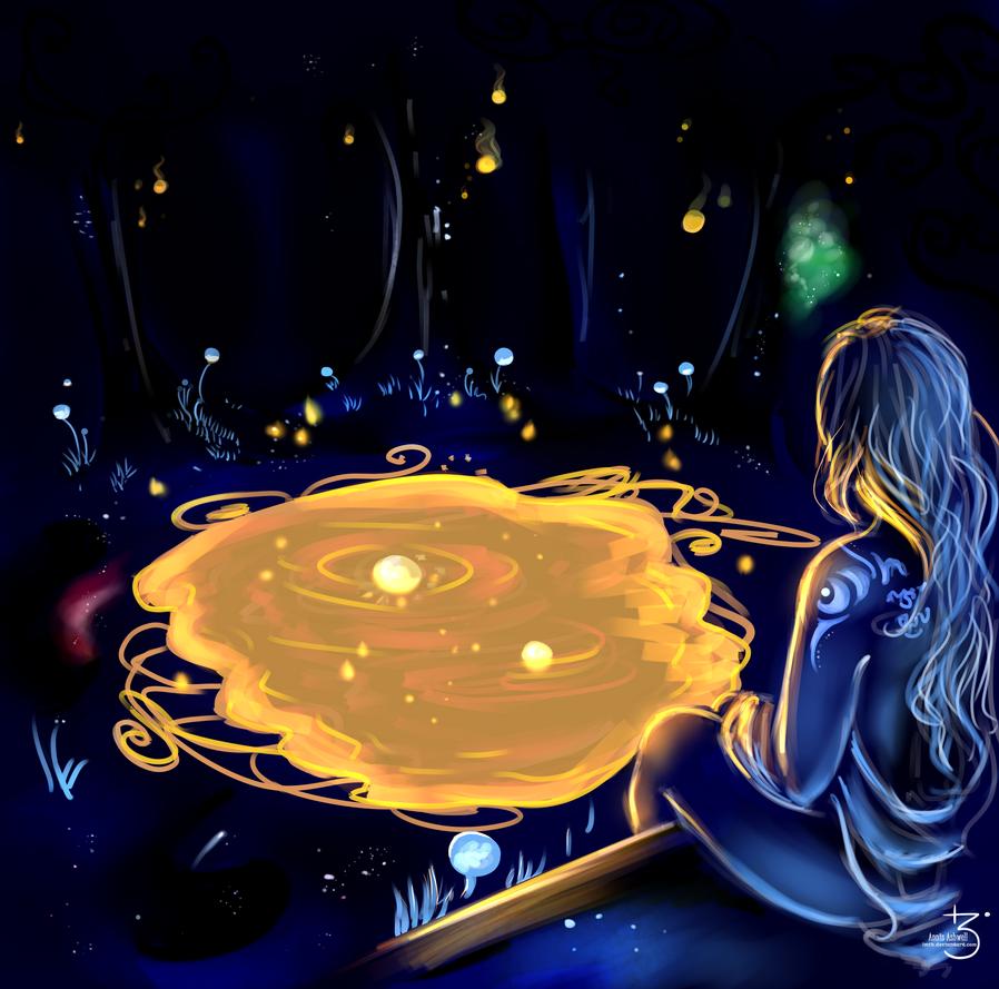 Nightworld by Lmih