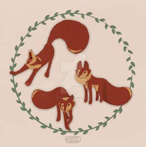 Foxglove Character Design