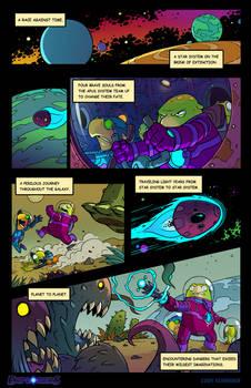 Explorers Comic Prologue