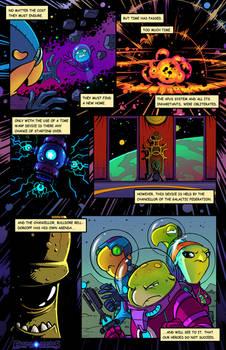 Explorers Comic Prologue Page 2