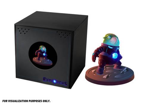 Explorers Figurine!