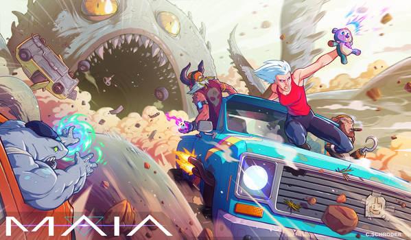 MAIA: Getaway